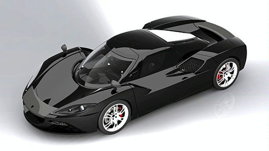 Arash AF-10 gets a Price, 250mph 1200bhp Veyron Beater Planned