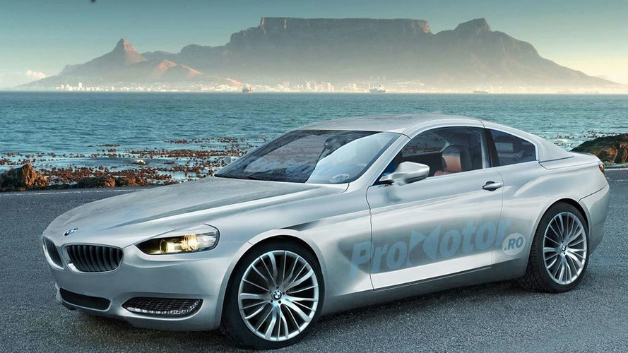Rendered Speculation: 2011 BMW 6-Series