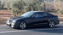 2012 Mercedes C55 AMG Coupe spy photos 1.2.2011