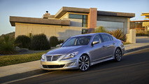 2012 Hyundai Genesis facelift - 09.2.2011