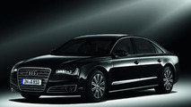 Audi A8 L High Security - 15.02.2011