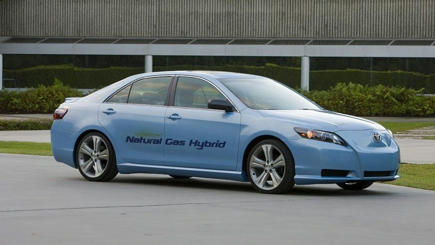 Toyota CNG Camry Hybrid Concept Revealed Prior to L.A. Debut