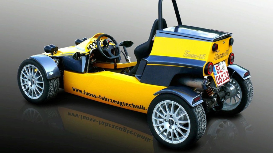 Fuoss 01 Lightweight Trackcar Deliveries Begin Early 2009