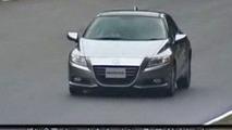 2010 Honda CR-Z leaked video screen captures 04.01.2010 - 700