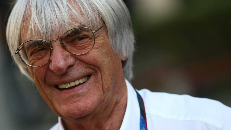 Abu Dhabi can keep F1 race 'for ever' - Ecclestone