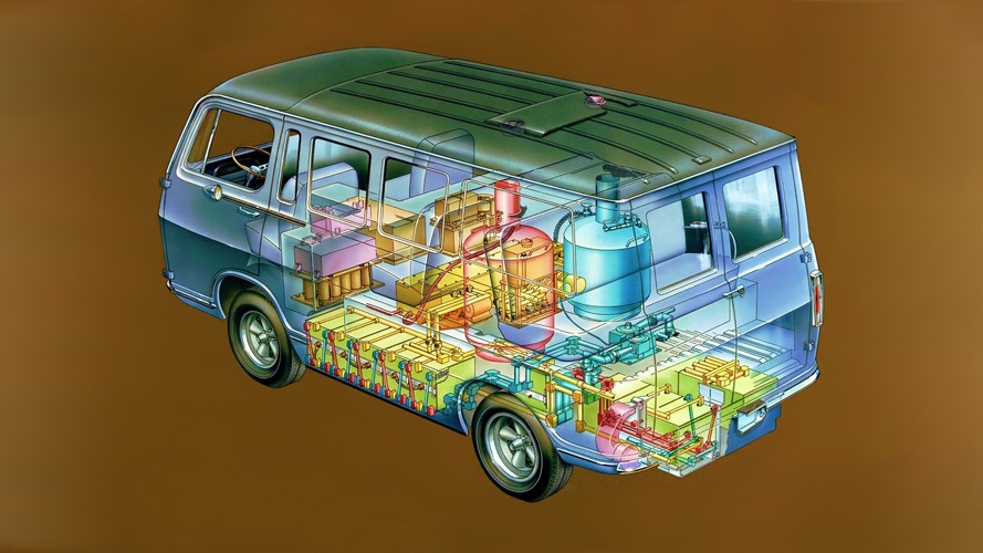 GM's Electrovan hydrogen fuel cell vehicle turns 50