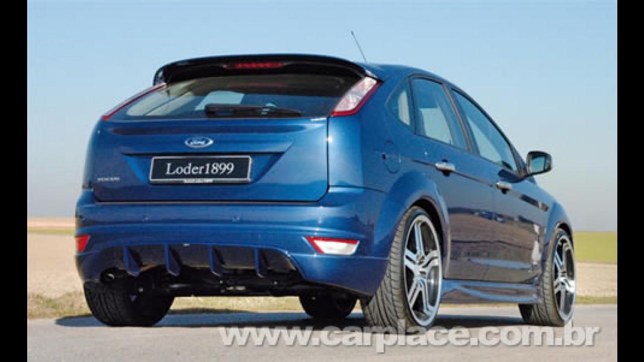 Loder1899 preprata novo Ford Focus 2.0 TDCi com 165 cavalos de potência