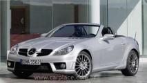 Mercedes-Benz chega a marca de 500 mil unidades produzidas do SLK