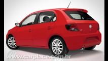 Volkswagen lança Voyage Sport e Novo Gol em versão esportiva GT no México
