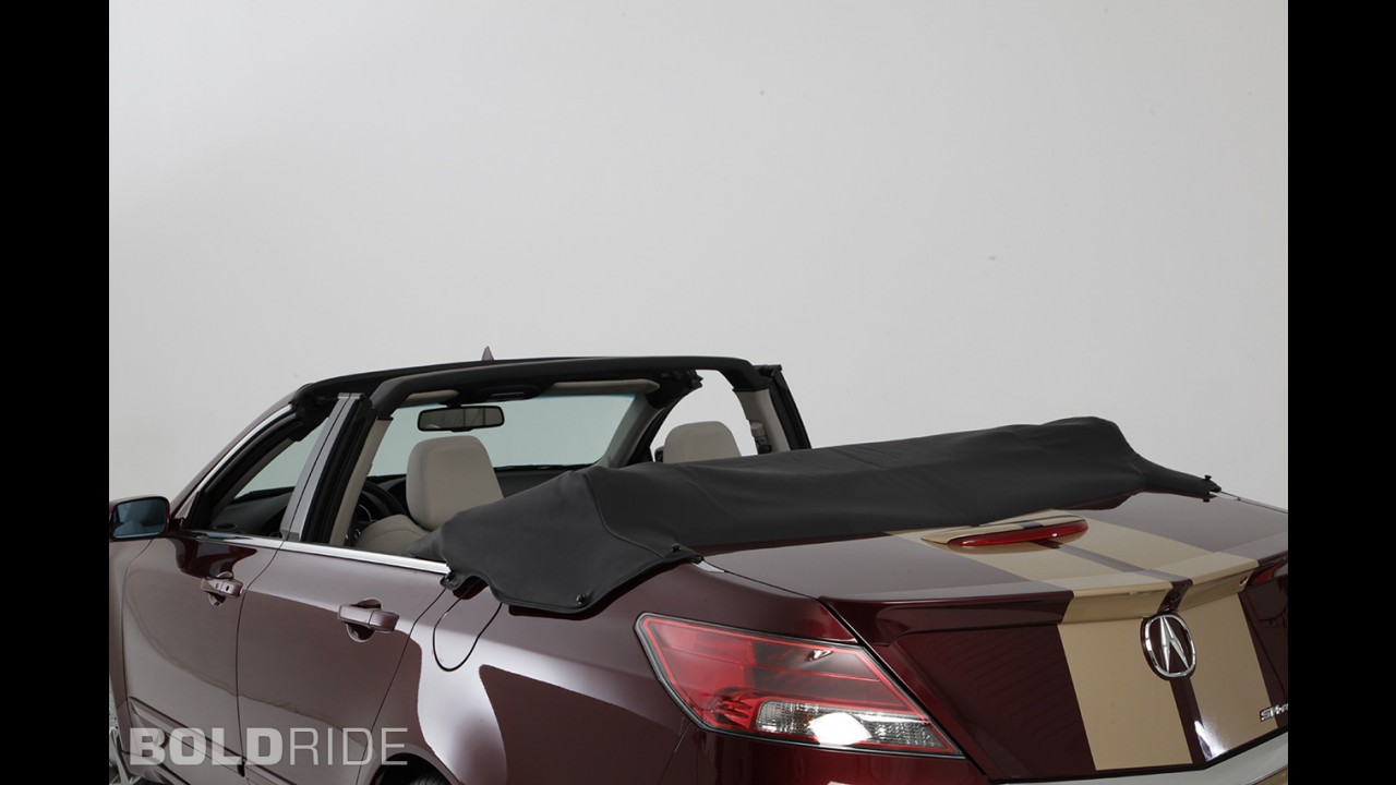 Newport Convertible Engineering Acura TL
