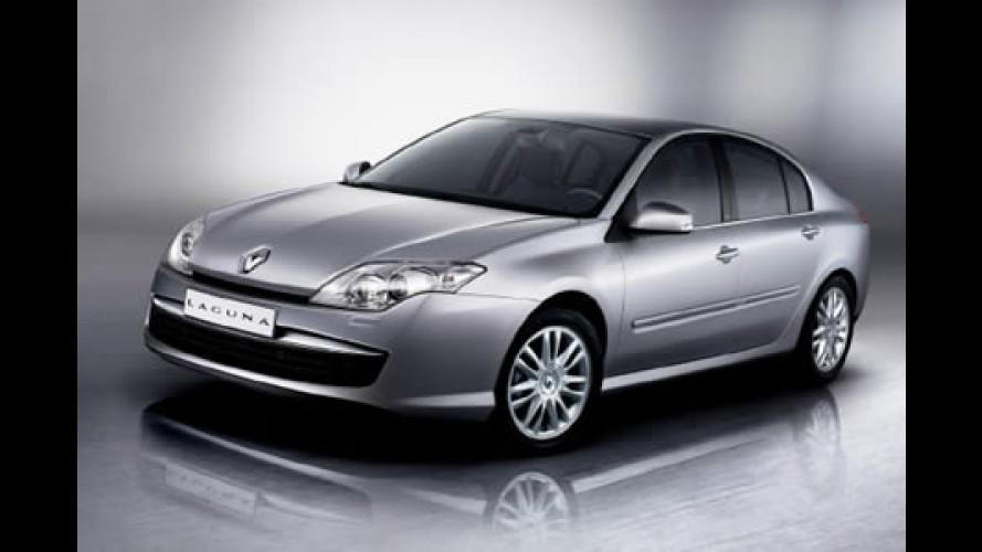 Renault Laguna 2008 é apresentado