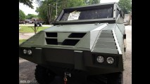 Automotive Concepts Armored Vehicle for Chinese Government
