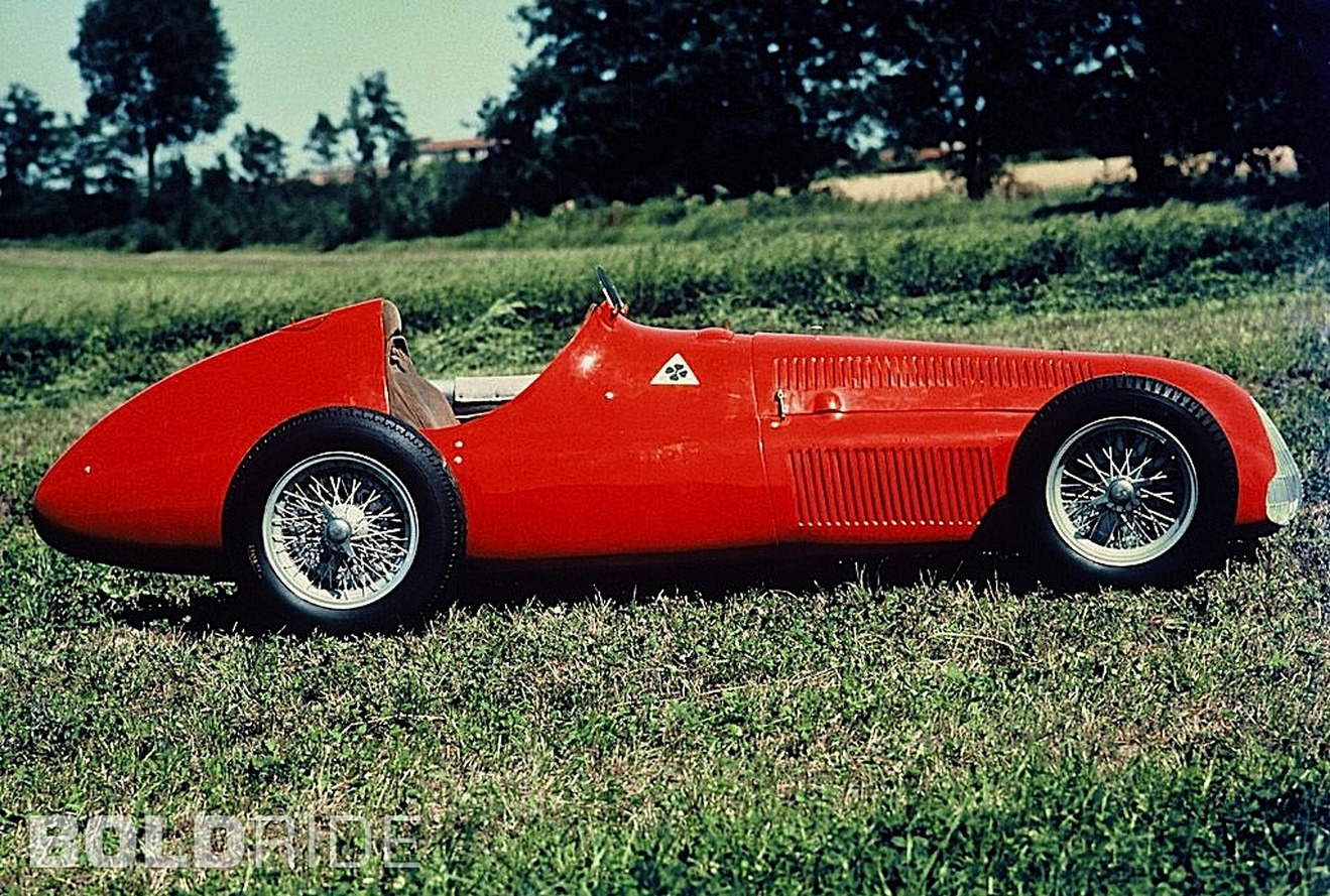Alfa Romeo Tipo 158 Alfetta