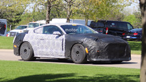 Ford Mustang Shelby GT350 or GT500 Spy Pics
