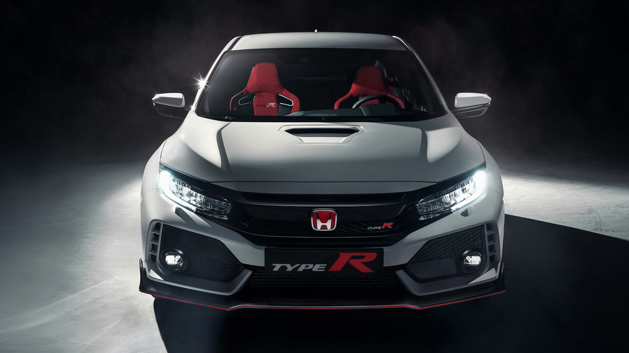 2017 Honda Civic Type R To Start At $33,900 in the U.S.?