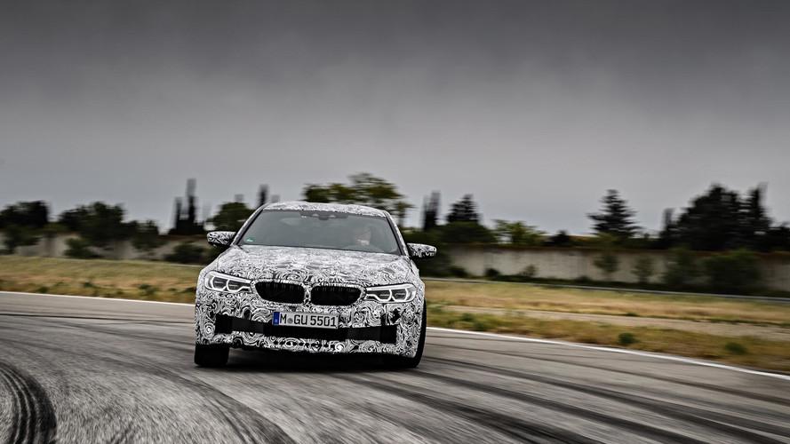 VIDÉO - La nouvelle BMW M5 et son toit en carbone