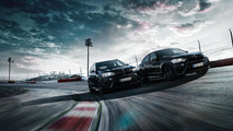 BMW X5 M y X6 M Black Fire Edition