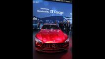 Mercedes-AMG GT konsepti