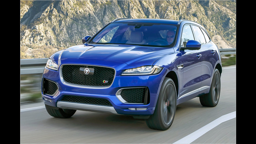 Jaguar F-Pace: World Car of the Year 2017