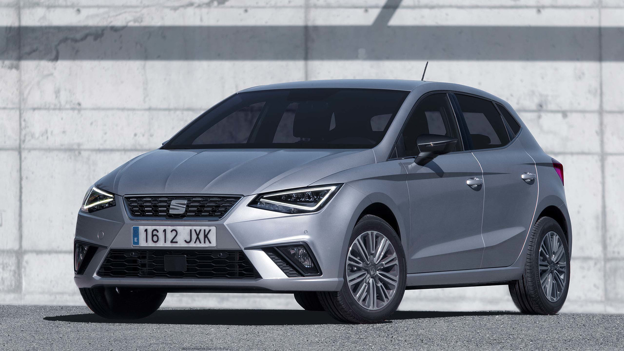 2017 seat ibiza first drive. Black Bedroom Furniture Sets. Home Design Ideas
