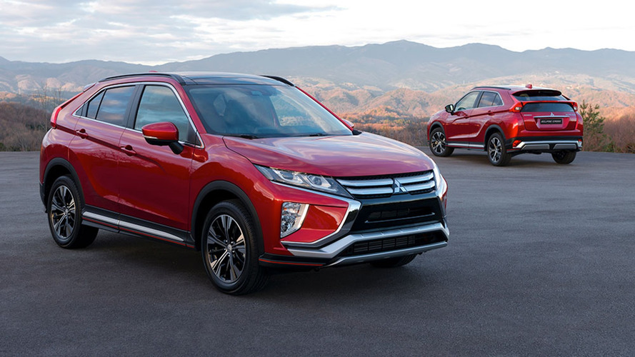 New Mitsubishi Eclipse Cross revealed