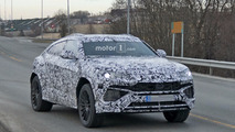 2018 Lamborghini Urus spy photo