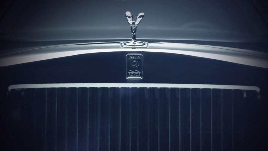 Did Rolls-Royce Just Tease The All-New Phantom VIII?
