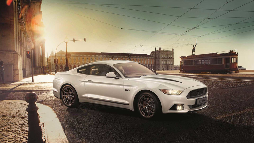 Ford Mustang Is Europe's Best Selling Sports Car