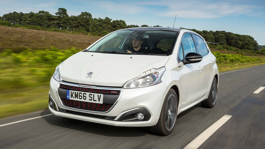2017 Peugeot 208 Review