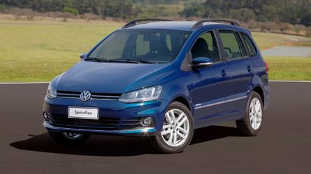 VW SpaceFox passa a ser vendida em versão única, por R$ 58.990