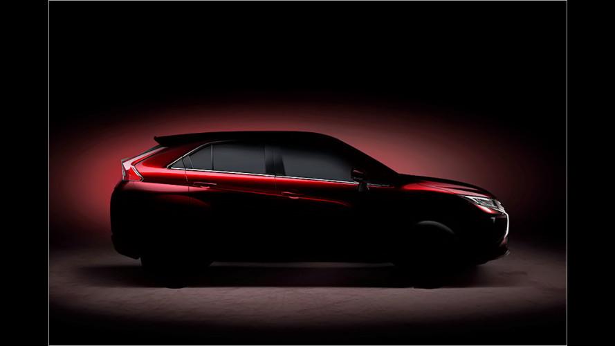 Neues Kompakt-SUV von Mitsubishi