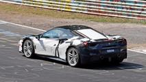 Ferrari 488 Hybrid Spy Shots