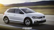 Volkswagen Polo R ve Polo GTI Cabrio'yu hayal edelim