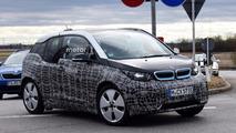 2018 BMW i3 (makyajlı) casus fotoğrafları