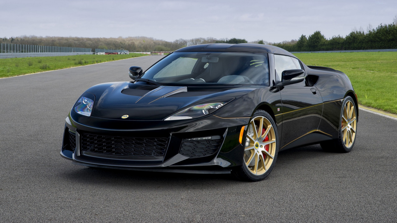 Lotus Evora Sport 410 GP Edition