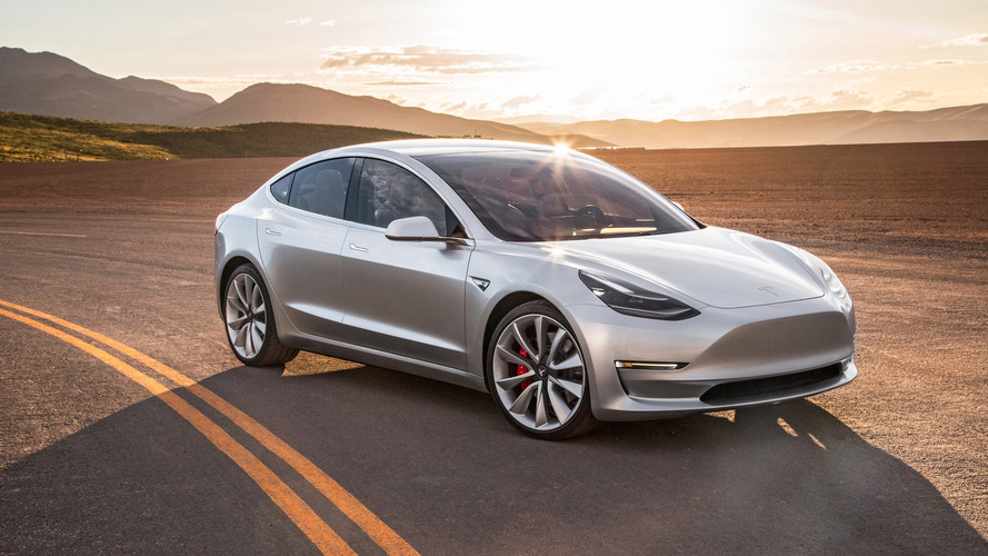 Tesla Model 3 Reservations Continue To Climb
