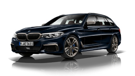 BMW M550d xDrive Debuts With Mountain-Moving 560 LB-FT Of Torque