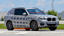 2019 BMW X3 new spy photos