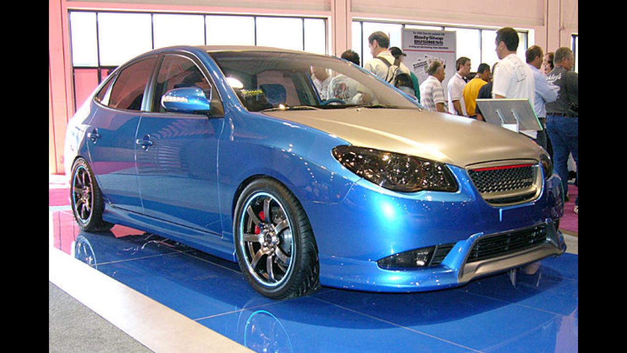 Hyundai Elantra von Incus