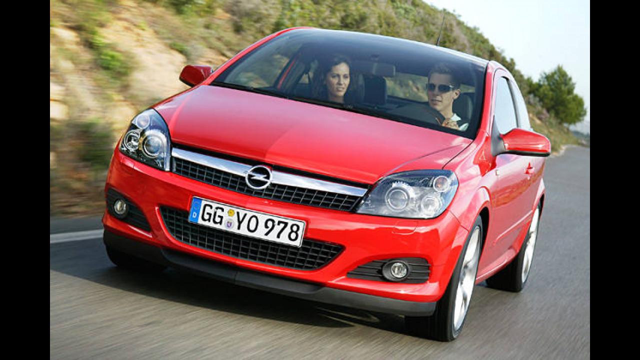 Opel Astra GTC 1.3 CDTI RPF