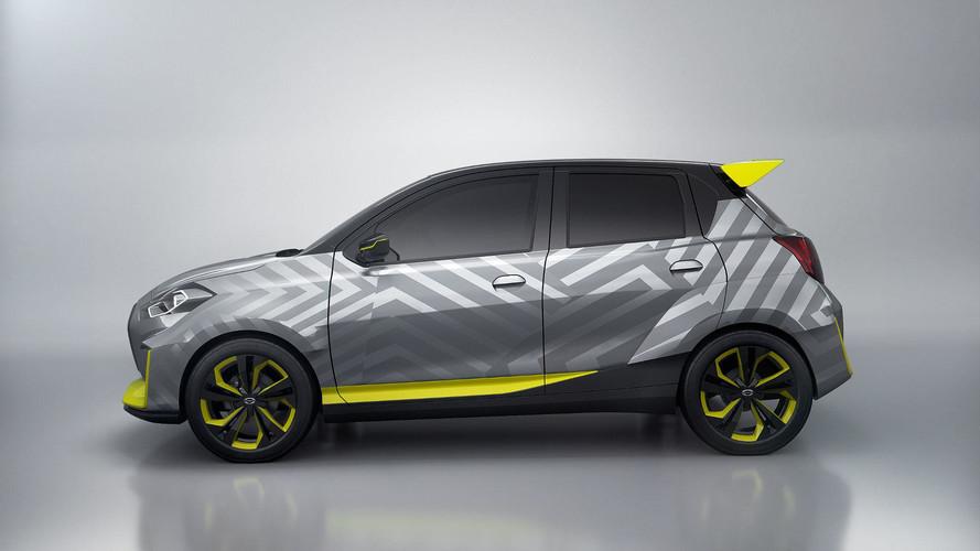 Datsun GO Live Concept Revealed At Jakarta Auto Show