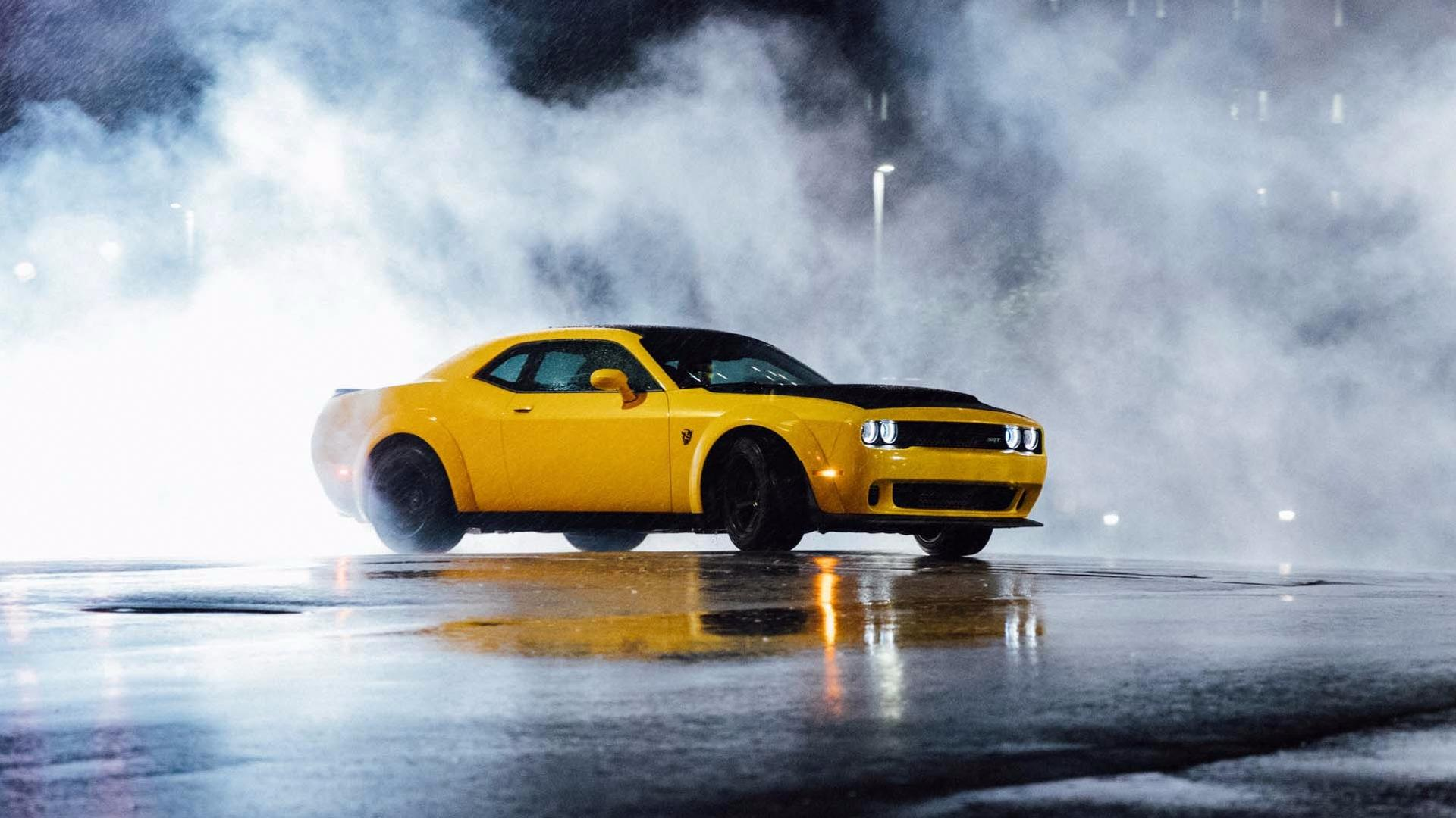Dodge Challenger Demon >> SRT Hellcat Forum