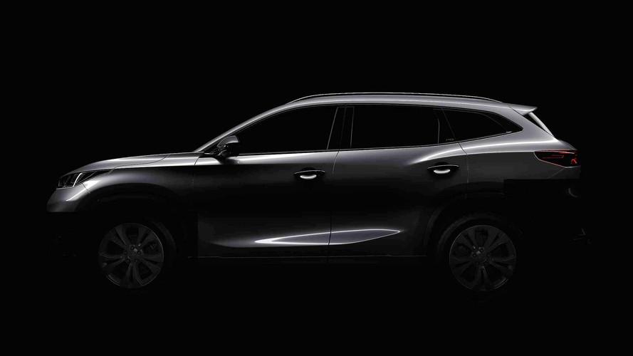 Egy SUV-t hoz elsőként Európába Kína legnagyobb autóexportőre