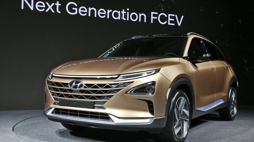 Hyundai Next-Gen Fuel Cell SUV