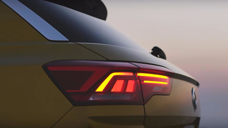 New Volkswagen T-Roc Teased