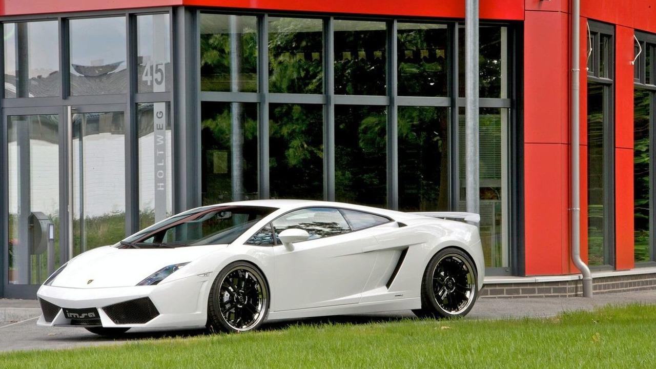 IMSA Lamborghini Gallardo LP560-4