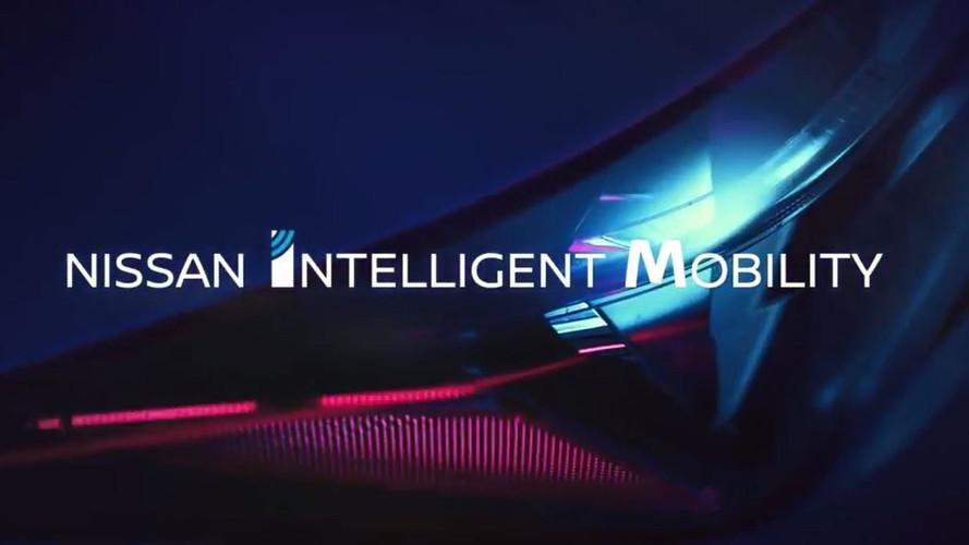 2018 Nissan Leaf Shows Up In New Autonomous Driving Spot