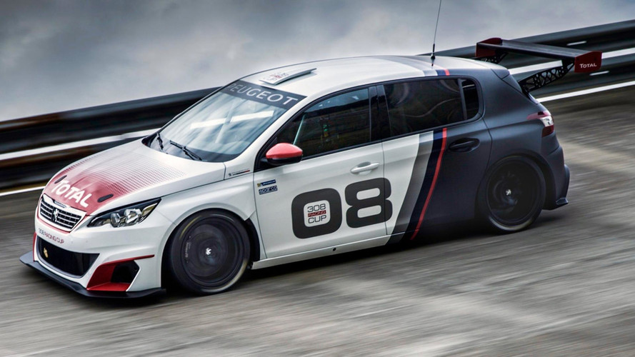 Peugeot 308 Cup: A Racing Car You Can Buy