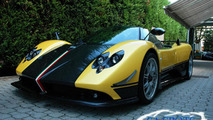 Pagani Cinque Roadster unit 4 of 5 first photos, 1024, 02.08.2010