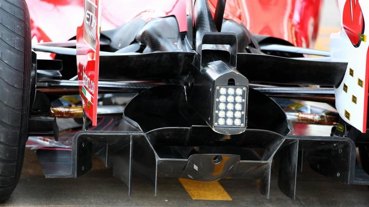 Fernando Alonso (ESP), Scuderia Ferrari, F10, rear detail, European Grand Prix, 25.06.2010 Valencia, Spain